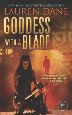 Goddess with a Blade Cover