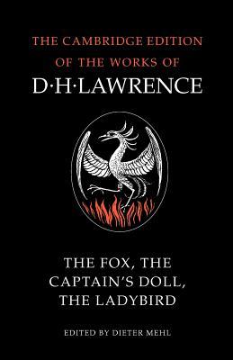The Fox, the Captain's Doll, the Ladybird Cover