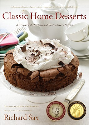 Cover for Classic Home Desserts