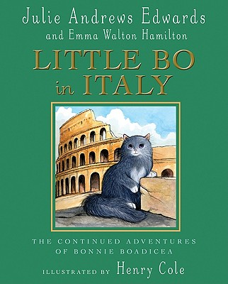 Little Bo in Italy: The Continued Adventures of Bonnie Boadicea Cover Image
