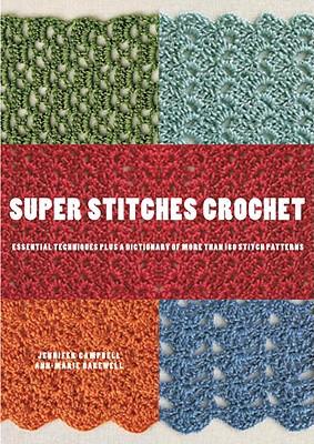 Super Stitches Crochet Cover