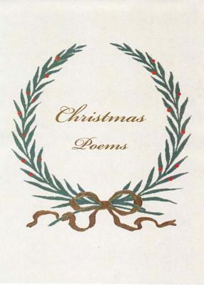 Christmas Poems Cover Image