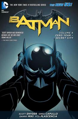 Batman, Volume 4 Cover