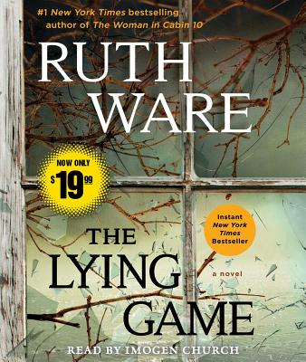 Lying Game Cover Image