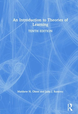 An Introduction to Theories of Learning Cover Image