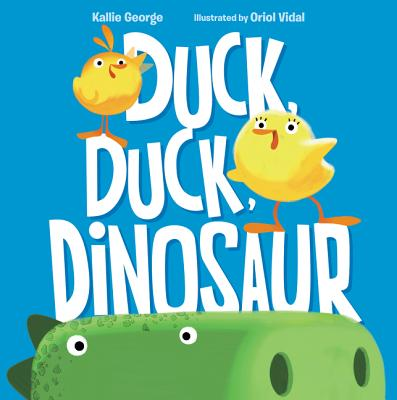 Duck, Duck, Dinosaur Cover Image