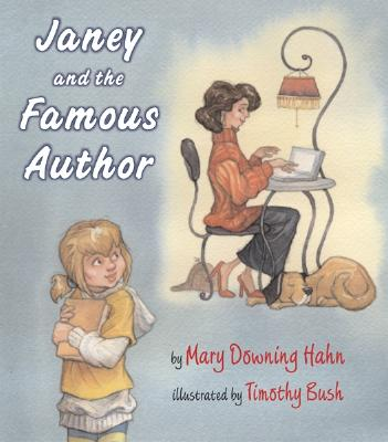 Janey and the Famous Author Cover