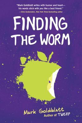 Finding the Worm (Twerp Sequel) (Twerp Series) Cover Image