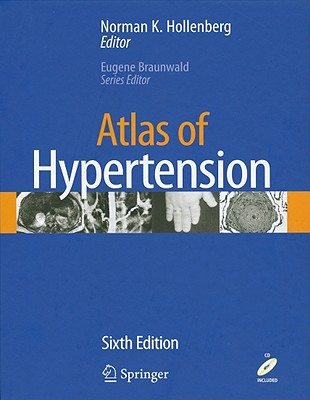 Atlas of Hypertension [With CDROM] Cover Image