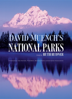 David Muench's National Parks Cover