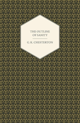 The Outline of Sanity Cover Image