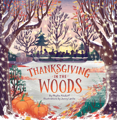 Thanksgiving in the Woods Cover Image