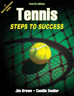 Tennis: Steps to Success (STS (Steps to Success Activity) Cover Image