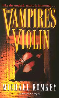 The Vampire's Violin Cover