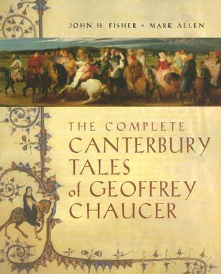 The Complete Canterbury Tales of Geoffrey Chaucer Cover Image