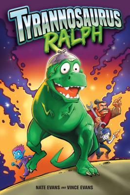 Tyrannosaurus Ralph Cover Image