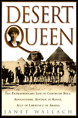 Desert Queen Cover Image