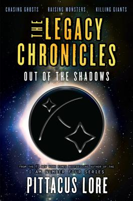 The Legacy Chronicles: Out of the Shadows Cover Image