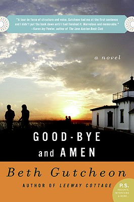 Good-Bye and Amen Cover Image