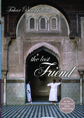 The Last Friend Cover