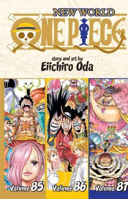 One Piece (Omnibus Edition), Vol. 29: Includes vols. 85, 86 & 87 Cover Image