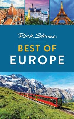 Rick Steves Best of Europe Cover Image