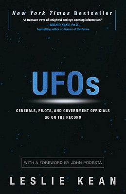 UFOs: Generals, Pilots, and Government Officials Go on the Record Cover Image