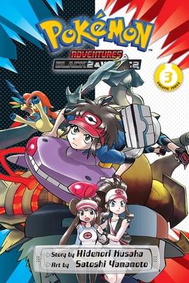 Pokémon Adventures: Black 2 & White 2, Vol. 3 Cover Image