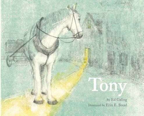 Tony Cover Image