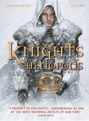 The Knights of Heliopolis Cover Image