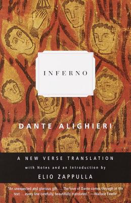 Inferno: A New Verse Translation (Vintage Classics) Cover Image