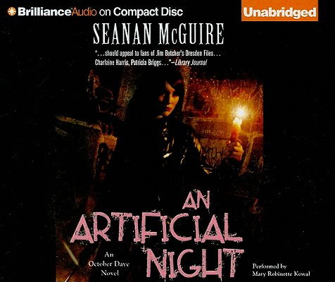 An Artificial Night (October Daye Novels #3) Cover Image