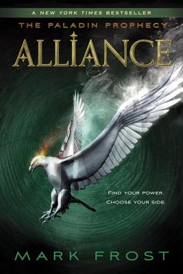 Alliance: The Paladin Prophecy Book 2 Cover Image