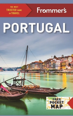 Frommer's Portugal (Complete Guide) Cover Image