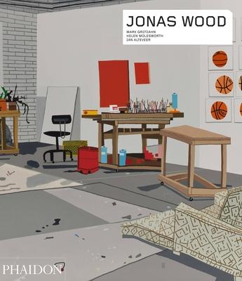 Jonas Wood (Phaidon Contemporary Artists Series) Cover Image