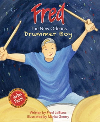 Fred: The New Orleans Drummer Boy Cover Image