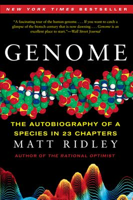 Genome: The Autobiography of a Species in 23 Chapters Cover Image