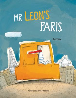 Mr Leon's Paris Cover Image