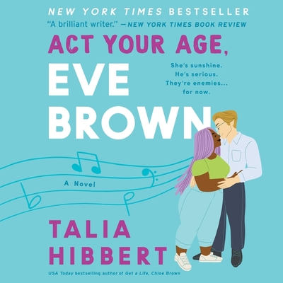 ACT Your Age, Eve Brown Cover Image
