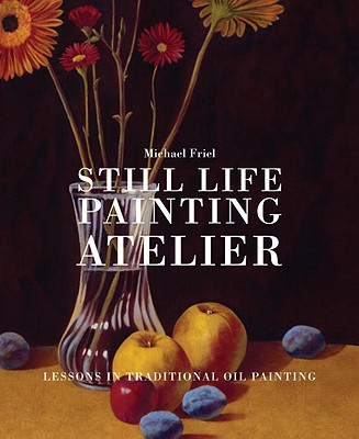 Still Life Painting Atelier Cover