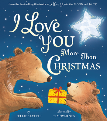 I Love You More Than Christmas Cover Image