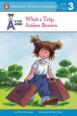 What a Trip, Amber Brown (A Is for Amber #1) Cover Image