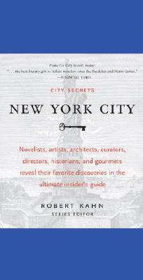 City Secrets New York City Cover Image
