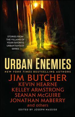 Urban Enemies Cover Image