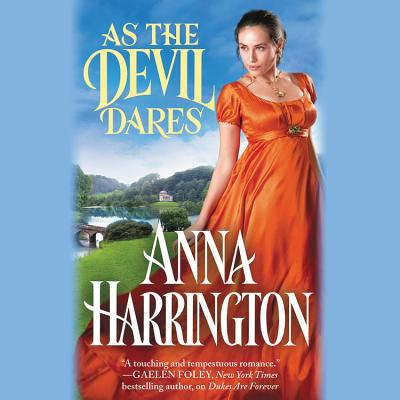 Cover for As the Devil Dares Lib/E (Capturing the Carlisles #3)