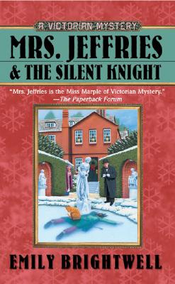 Mrs. Jeffries and the Silent Knight (A Victorian Mystery #20) Cover Image