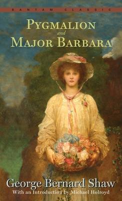 Pygmalion and Major Barbara Cover