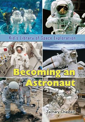 Becoming an Astronaut Cover Image
