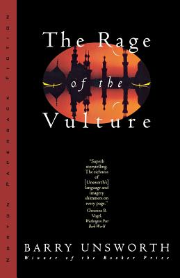 The Rage of the Vulture Cover