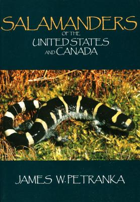 Salamanders of the United States and Canada Cover Image